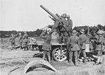 Flanders. A mobile anti-aircraft gun. August 1917 - NARA - 17390956 (cropped).jpg
