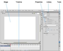 צילום מסך, Adobe Flash CS6