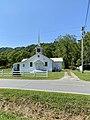 Flats of Spring Creek Missionary Baptist Church, Spring Creek, NC (50550832013).jpg