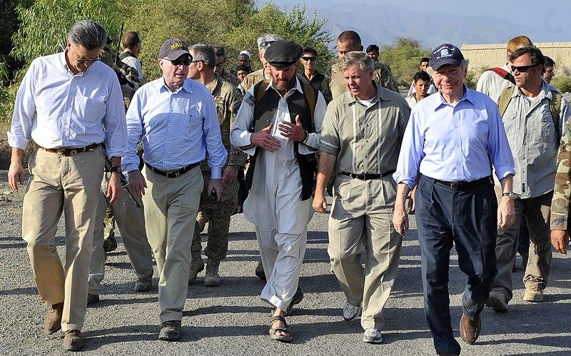 Flickr - DVIDSHUB - Senators visit special operations forces soldiers in eastern Afghanistan (Image 6 of 15).jpg