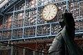 Flickr - Whiternoise - St Pancras International, Clock.jpg