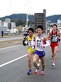 2007年第7区・新己斐橋(平和大通り)