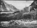 Flood, view looking upstream - NARA - 294563.tif