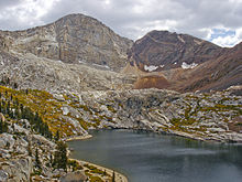 Florence Peak and Florence Lake.jpg