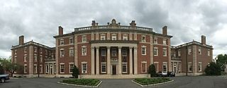 Florham Building in Madison, New Jersey, United States