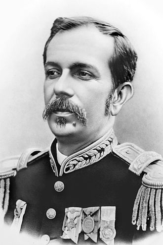 Vice President of Brazil - Image: Floriano Peixoto (1891)