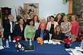 Florida small businesswomen with Fred after the meeting (1716193725).jpg