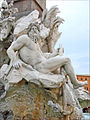 Fontaine de la piazza Navona (Rome) (5969721658).jpg