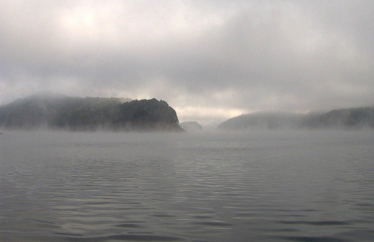 Fontana Lake - Wikipedia