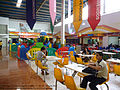 Food court in Plaza San Carlos shopping mall.jpg