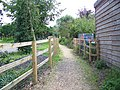 Footpath, Urchfont - geograph.org.uk - 1430957.jpg