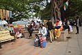 Footpath - Queens Way - Kolkata 2013-01-05 2399.JPG