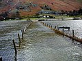 Footpath closed^ to Side Farm - geograph.org.uk - 1517999.jpg