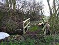 Footpath towards Slaughton Moor - geograph.org.uk - 1134720.jpg