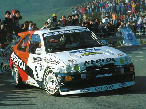 Px Ford Escort Group A