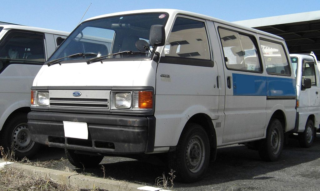 Ford J80