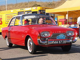 Ford Taunus 17M TS dutch licence registration MM-87-28 pic1.JPG