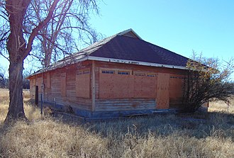 Little Boquillas Ranch - Image: Foreman's House Little Boquillas Ranch Arizona 2015