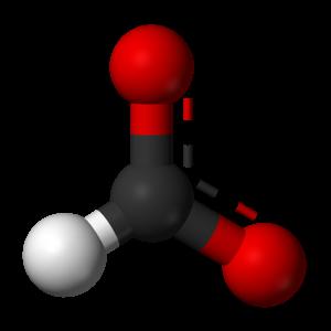 Sodium formate - Image: Formate 3D balls