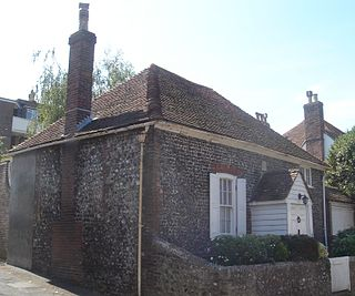 Southover General Baptist Chapel Church in East Sussex , United Kingdom