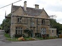 Former police station, Andoversford - geograph.org.uk - 244033.jpg