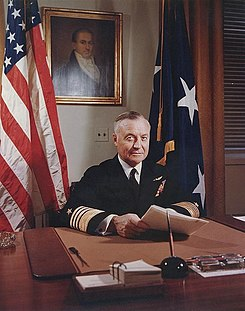 Forrest Sherman United States Navy Admiral and Chief of Naval Operations