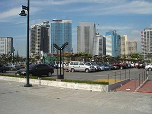 Lance Lucido - Image: Fort Bonifacio 6