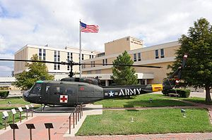Copperas Cove, Texas - Carl R. Darnall Army Medical Center at Fort Hood