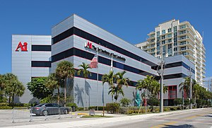 The Art Institutes - Fort Lauderdale Institute building