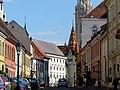 Fortuna utca and Hilton Budapest, Matthies Church detail, Budapest (308) (13228314324).jpg