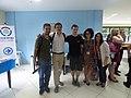 Foto de grupo en el CCBWIKI 02.jpg