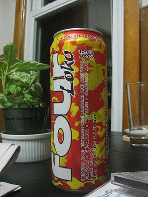 One 23.5 ounce can of the Four Loko alcoholic ...