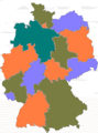 Four color theorem map of Germany 1.png