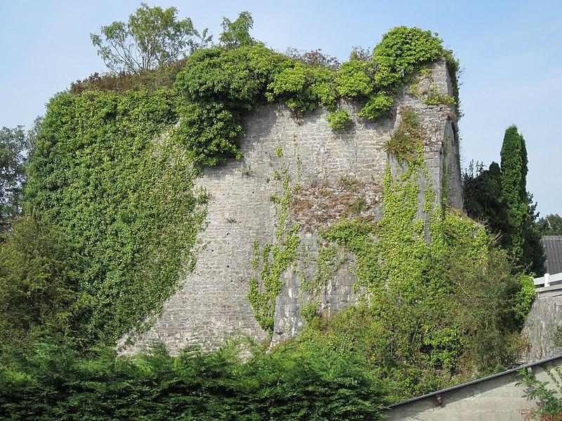 Fours à chaux des Gravelets, fr:Montmartin-sur-Mer >> rue du Gardinet