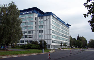 Foxconn - A Foxconn factory in the Czech Republic