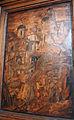 Fra Damiano da Bergamo e aiuti, storie del nuovo testamento, 1541-49, 10 gesù nel deserto.JPG