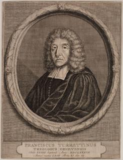 François Turrettini Genevan theologian