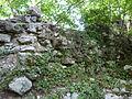 France-Meylan-Château Corbeau-Internal side of east wall 2.jpg