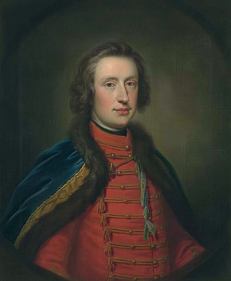 Francis Scott, Earl of Dalkeith - Francis Scott, Earl of Dalkeith (Thomas Bardwell, 1747)