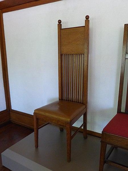File:Frank Lloyd Wright Chair 04.jpg