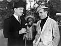 Frank Morgan Edgar Conner Al Jolson Hallelujah I'm a Bum 1933.jpg