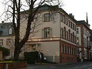 Frankfurt Höchst ehemalige Amtsgericht