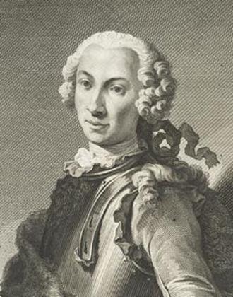 Frederic Louis Norden - Frederic Louis Norden, from Voyage d'Egypte et de Nubie, 1755