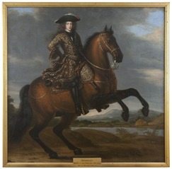 Fredrik IV, 1671-1730, kung av Sverige och Danmark, hertig av Holstein-Gottorp