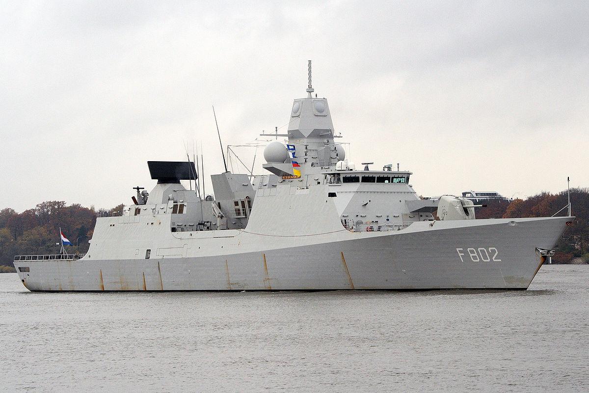 Pemberontakan di Kapal Zeven Provincien, Kemudi Macet Akibatkan Awak Kapal Gugur