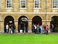 Freshers in Front Court, Emmanuel College - geograph.org.uk - 992951.jpg
