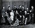 Freud family group. Photograph, c.1876. Wellcome V0027598.jpg