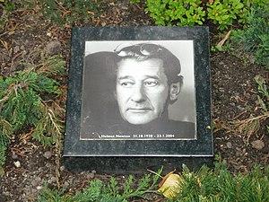 Helmut Newton - Helmut Newton's grave