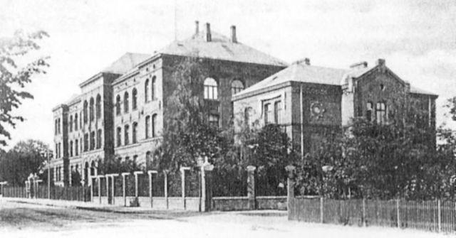 Friedrich Franz Gymnasium Parchim