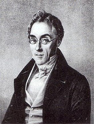 Friedrich List - Image: Friedrich List 1838